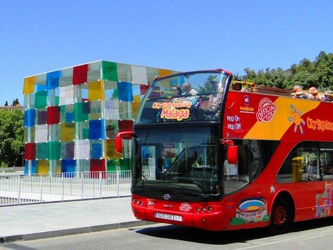 city-sightseeing-malaga-bus-centre-pompidou