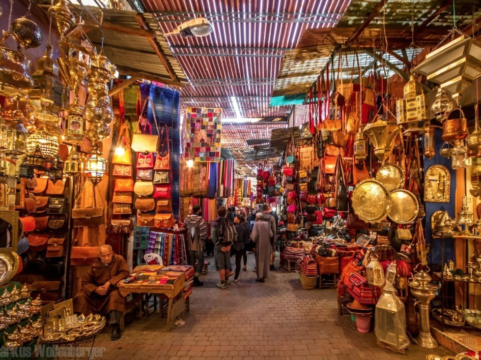 Best Morocco: From Marrakech to Tangier 9 days