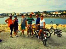 ebike-pedregalejo-group