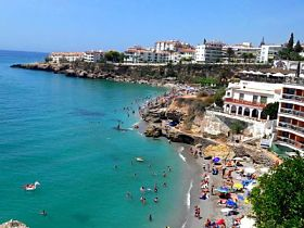 Nerja & Frigiliana Half Day Trip from Malaga