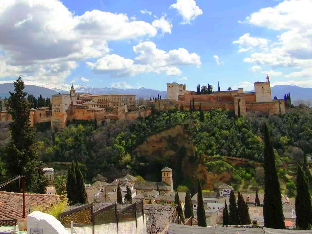 Granada & Alhambra (Tickets included) Guided Tour