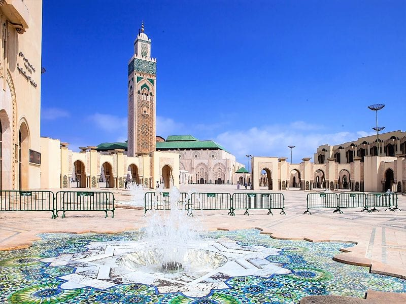 Imperial Morocco Tour from Malaga 7 days