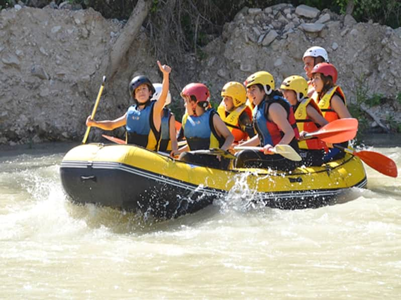 Familiar Rafting Rio Genil: Low difficulty Level