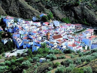 Semi-Private Tour White Villages from Malaga