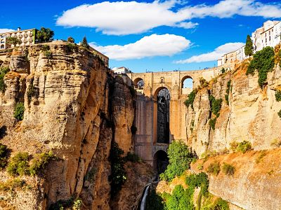 Ronda Private Tour from Malaga
