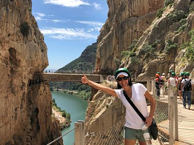 Caminito del Rey Private Tour from Malaga